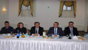 Lekesiz: Hepimizin ortak paydası Yozgat olsun