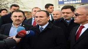 Bozdağ: PKK ve HDP'liler 'cenazeler verilmiyor' diye propaganda yapıyor