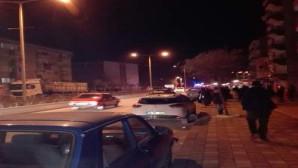 5.4 büyüklüğündeki deprem Yozgatlıları sokağa döktü