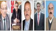 AK Parti'de 5 ilçe başkanı değişiyor