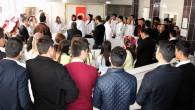 Ünlü aşçılar, hünerlerini lise öğrencileri için sergiledi