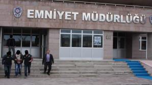 Yozgat'ta uyuşturucu operasyonunda 5 kişi tutuklandı