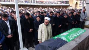 Anayasa Mahkemesi Başkanı Arslan'ın acı günü