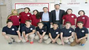 Yozgat Çözüm Koleji TEOG'ta Türkiye birincisi çıkardı