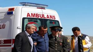 Tunceli'deki Şehit ateşi Çiçekdağı'na düştü