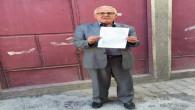 Şehit babası oğlunun adının bir okulda yaşatılmasını istiyor