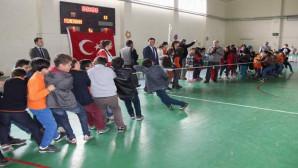 Yozgat'ta Hıdrellez spor salonunda kutlandı