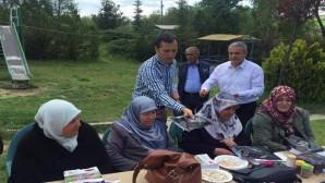 Yerköy Kaymakamlığı şehit annelerini unutmadı