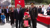 Yozgat'ta 33 engelli vatandaş askerlik sevinci yaşadı