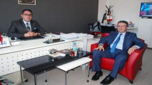 Coşkun'dan Oran Yozgat Yatırım Destek Ofisine ziyaret
