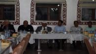Hayırsever İşadamı Şahin'den basın mensuplarına iftar