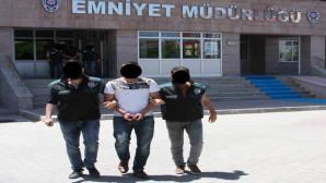 Yozgat'ta uyuşturucu operasyonunda 2 kişi tutuklandı