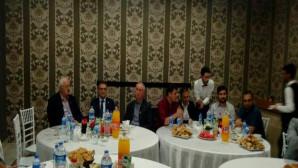 Coşkun'dan gazetecilere iftar