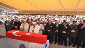 Yozgat'lı şehit polis dualarla son yolculuğuna uğurlandı