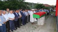 Yozgat'ta Demokrasi şehitleri dualarla son yolculuklarına uğurlandı