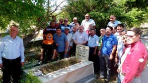 Yozgat'ın merhum gazetecileri dualarla anıldı