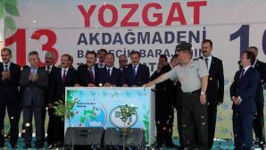 Yozgat'ta 168 Milyon Liralık tesislerin temeli atıldı