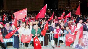 Lekesiz : Yozgat, demokrasiye sahip çıktı