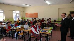 Yozgat'ta yeni eğitim döneminde 79 bin öğrenci için ilk ders zili çaldı