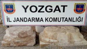 Yozgat Jandarması tarihi eser kaçakçılarına göz açtırmıyor