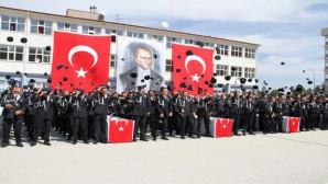 POMEM'den 843 öğrenci emniyet teşkilatına dahil oldu