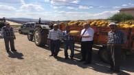 Yozgat'ta kavun, karpuz üreticileri Pazar sıkıntısı yaşıyor
