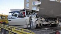 Yozgat'ta trafik kazası: 4 yaralı