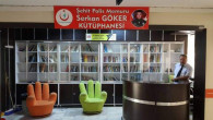 Kütüphaneye demokrasi şehidinin adı verildi