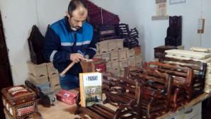 Hediyelik eşyalar Yozgat Belediyesinden