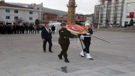 Atatürk, ölümünün 78. yıl dönümünde Yozgat'ta anıldı