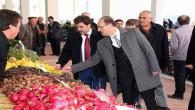 Kapalı Pazar Yeri törenle açıldı