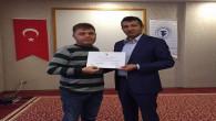 Belediye personellerine kişisel gelişim sertifikaları verildi