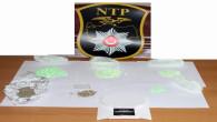 Emniyetten uyuşturucu operasyonu: 1 kişi tutuklandı