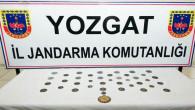 Jandarma'dan tarihi eser kaçakçılığı operasyonu: 2 gözaltı