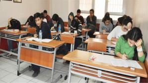 Kuş: Yozgat'ta 6 bin 66 öğrenci TEOG'da ter döktü