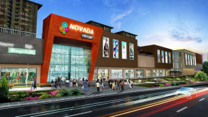 Yozgat'ın en büyük AVM'si Novada bugün açılacak