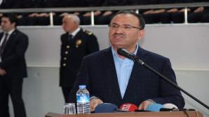 Adalet Bakanı Bozdağ: Bütün örgütler, teröristler kaybetmeye mahkumdur