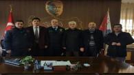 Diva Sen'den Emniyet Müdürü Çengeloğlu'na anlamlı ziyaret
