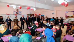 Yozgat'ta 80 bin öğrenci yarıyıl tatiline girdi