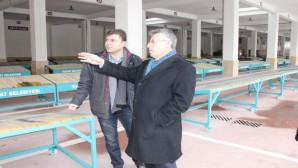 Başkan Arslan: 120 Milyon Lira maliyetli 6 projeyi bu yıl içinde tamamlayacağız