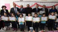 Belediye Başkanı Arslan, öğrencilerin karne heyecanına ortak oldu