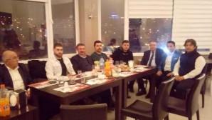 Eski AK Partili Vekil'den Tasavvuf Sanatçısı ile birlikte referanduma ilahili destek