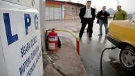 Yozgat'ta otogazda indirim kampanyası araç sahiplerini sevindirdi