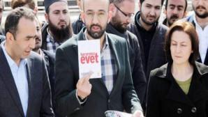 AK Parti Gençlik Kollarından, Kılıçdaroğlu'na 'Evet' gazetesi