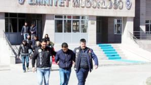 Yozgat'ta uyuşturucu operasyonu: 3 tutuklama