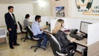 Yozgat Belediyesi Çağrı Merkezini hizmete soktu