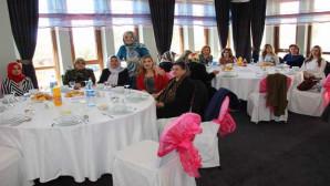 Yozgatlı kadınlar Türk Ocağı programında bir araya geldi