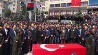 Şehit Astsubay Babacan, dualarla son yolculuğuna uğurlandı