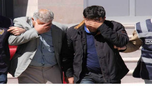 Yaşlı çifti dolandıran, telefon dolandırıcısı 2 kişi tutuklandı
