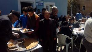 Yozgatlılar Yaşar Doğan'ın Mevlit yemeğinde bir araya geldi